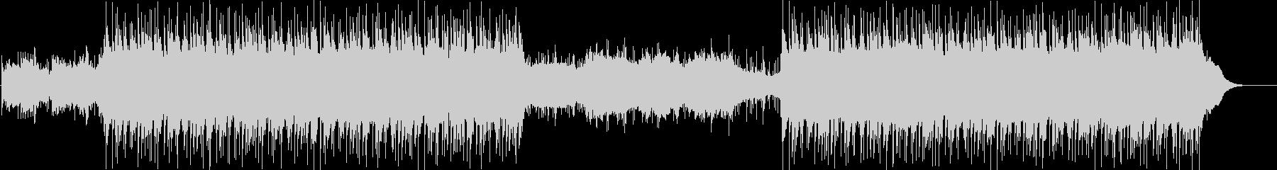 シンセサイザー、ギター、パッド、電...の未再生の波形