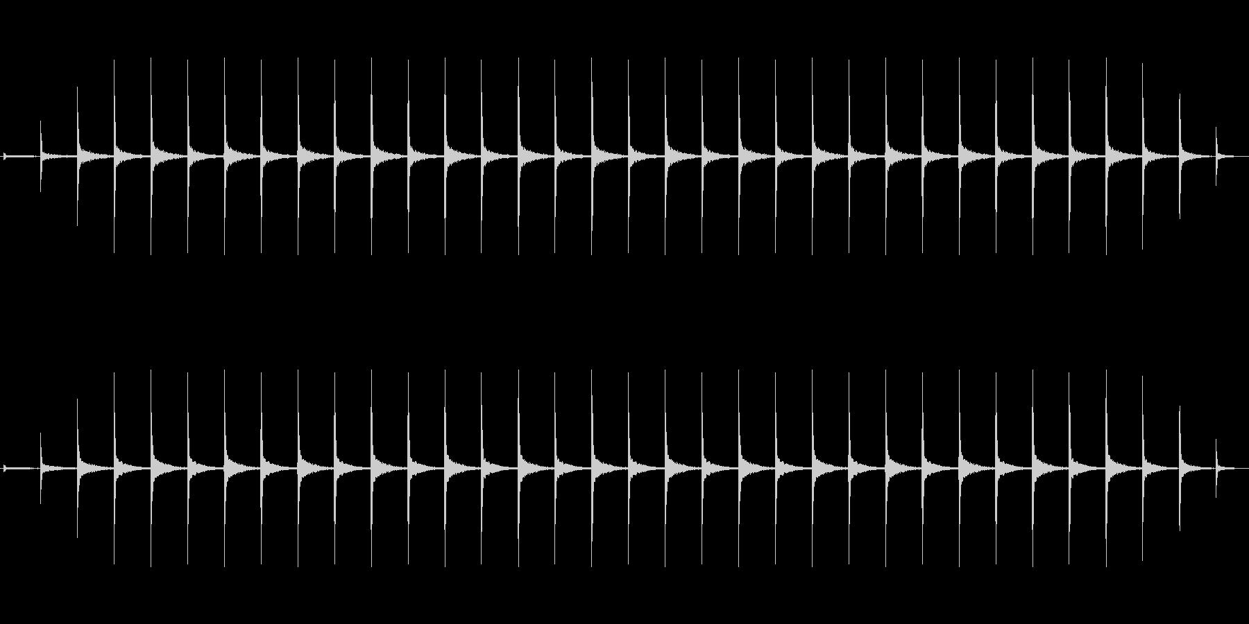 時計 ticktock_43-2_revの未再生の波形