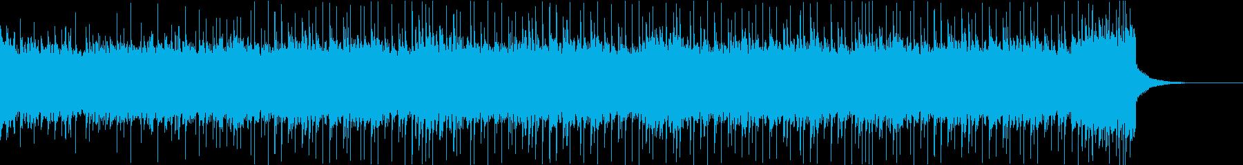 ダウンチューニングなギターリフが特徴的の再生済みの波形