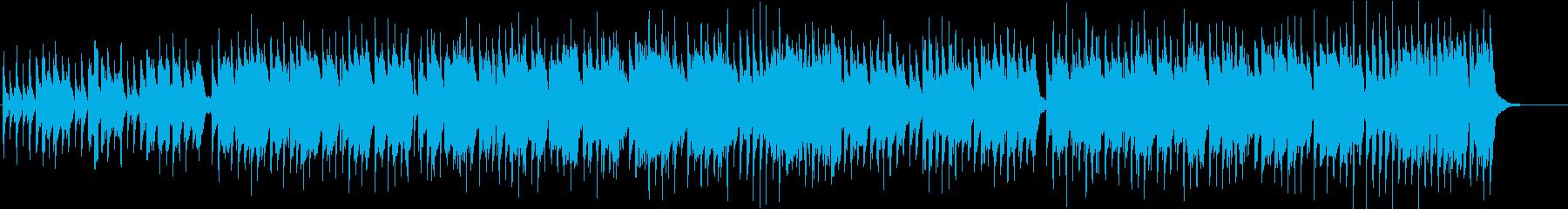 CM用10A、陽気で可愛いキッズ・ペットの再生済みの波形