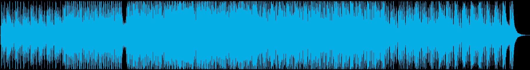 トロピカル アクティブ 明るい ほ...の再生済みの波形