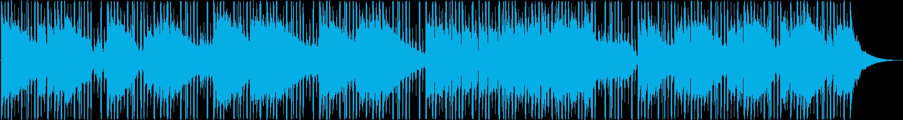 独特なリズムでミステリアスなメロディーの再生済みの波形
