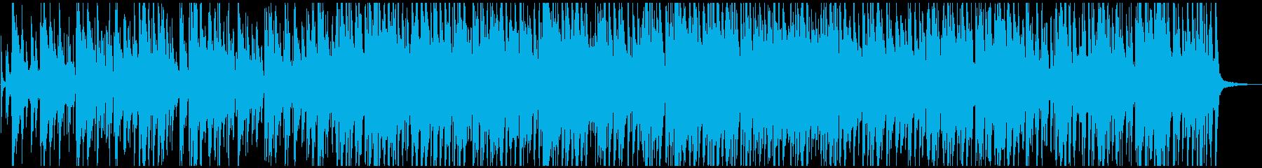 アコースティックピアノ、アコーステ...の再生済みの波形