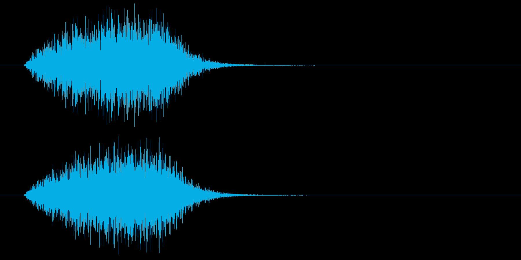 体力回復_m0232の再生済みの波形
