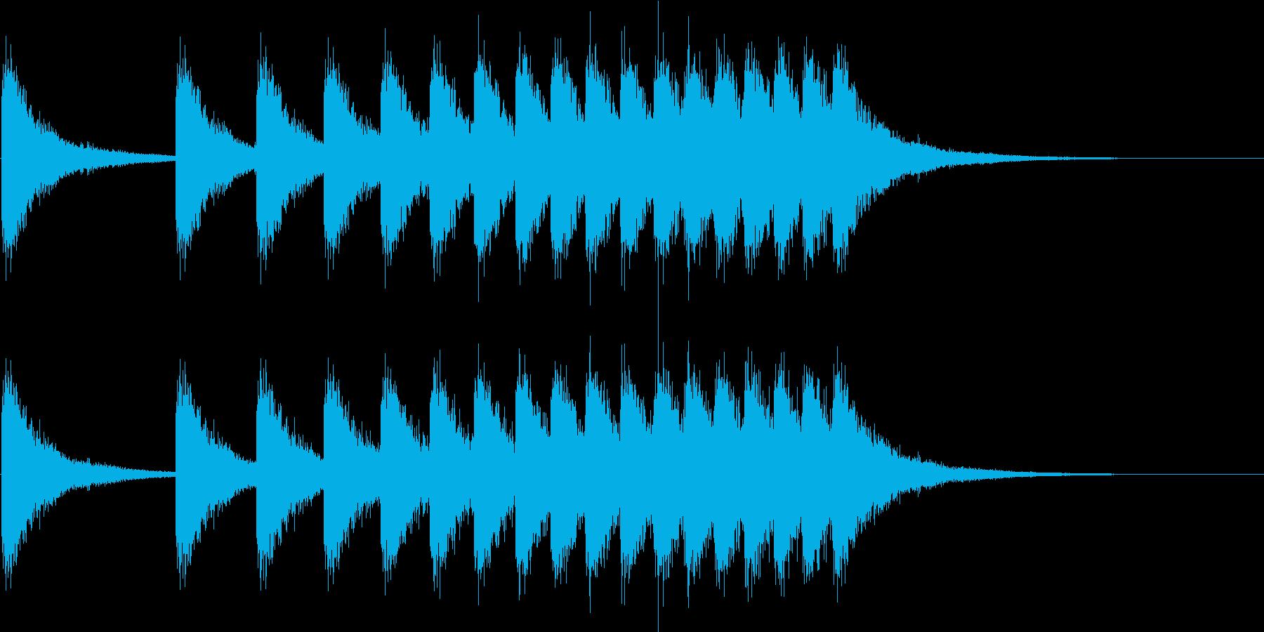 [シャン]中華/シンバル/中国/祭りの再生済みの波形