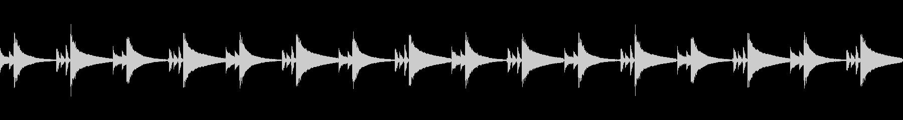 Blues Guitarのループ音源ですの未再生の波形