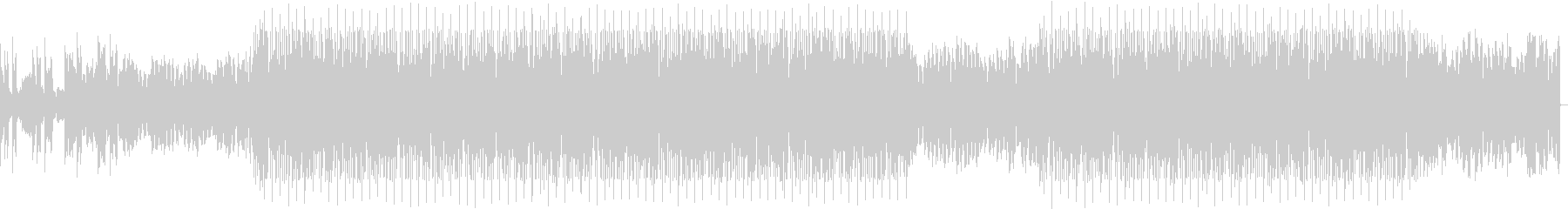 bpm096 ボコーダーEDMエレクトロの未再生の波形