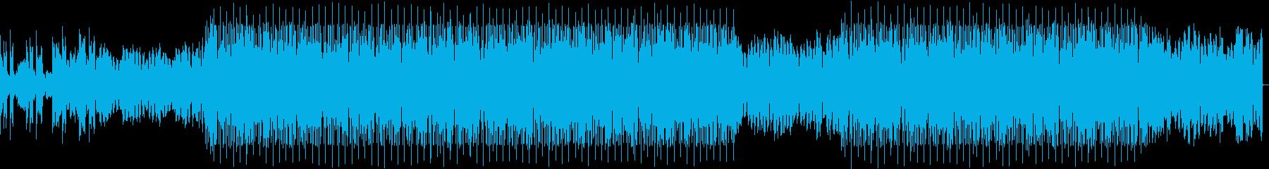 bpm096 ボコーダーEDMエレクトロの再生済みの波形