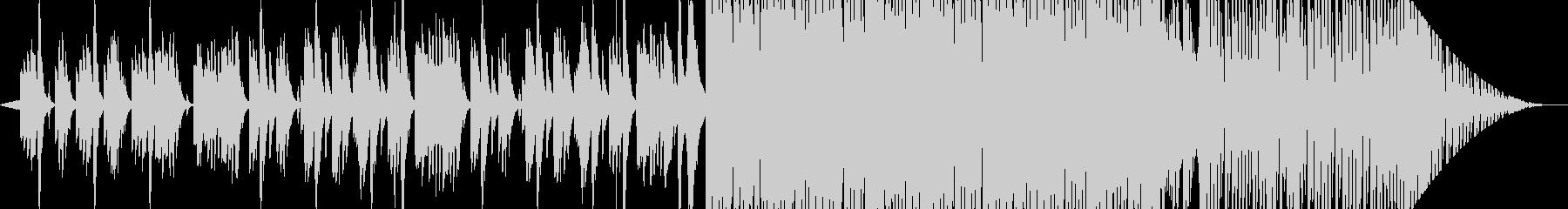 KEYにありそうな冬のオルゴールの未再生の波形