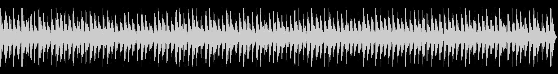 低音・高音が心地いい癒やし・作業音楽の未再生の波形