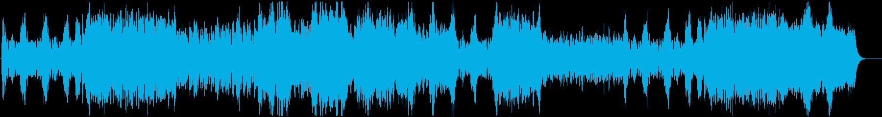 【TV向け】スポーツ系前向きオーケストラの再生済みの波形