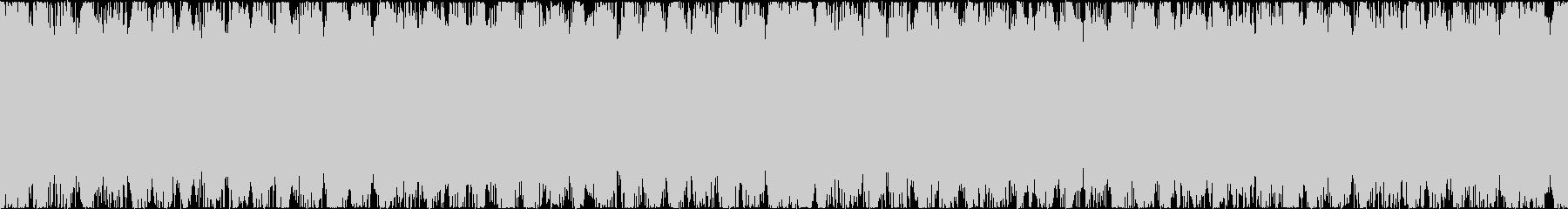 バトルシーンに合う壮大なインストの未再生の波形