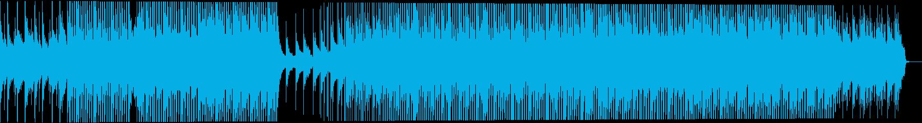 企業VP・勇敢・明るい・未来・ピアノの再生済みの波形