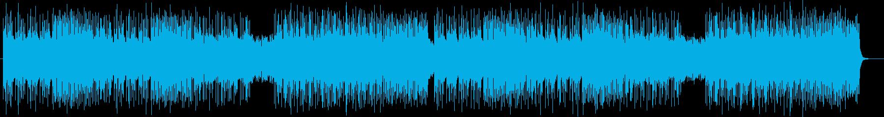 「HR/HM」「DEATH」BGM310の再生済みの波形