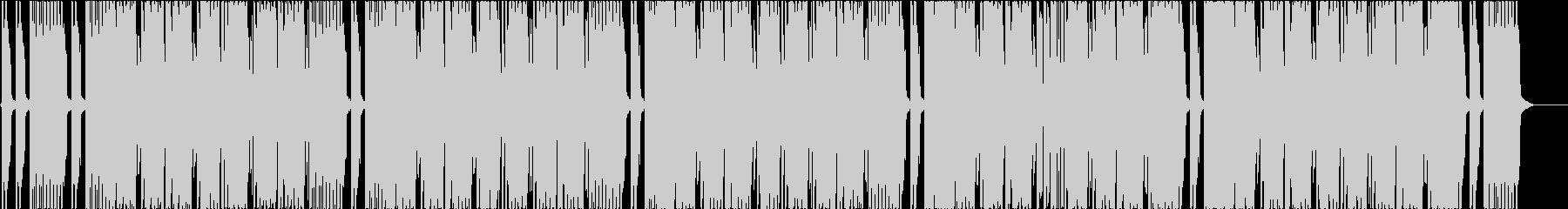 エネルギッシュ、パワフル、トラップの未再生の波形