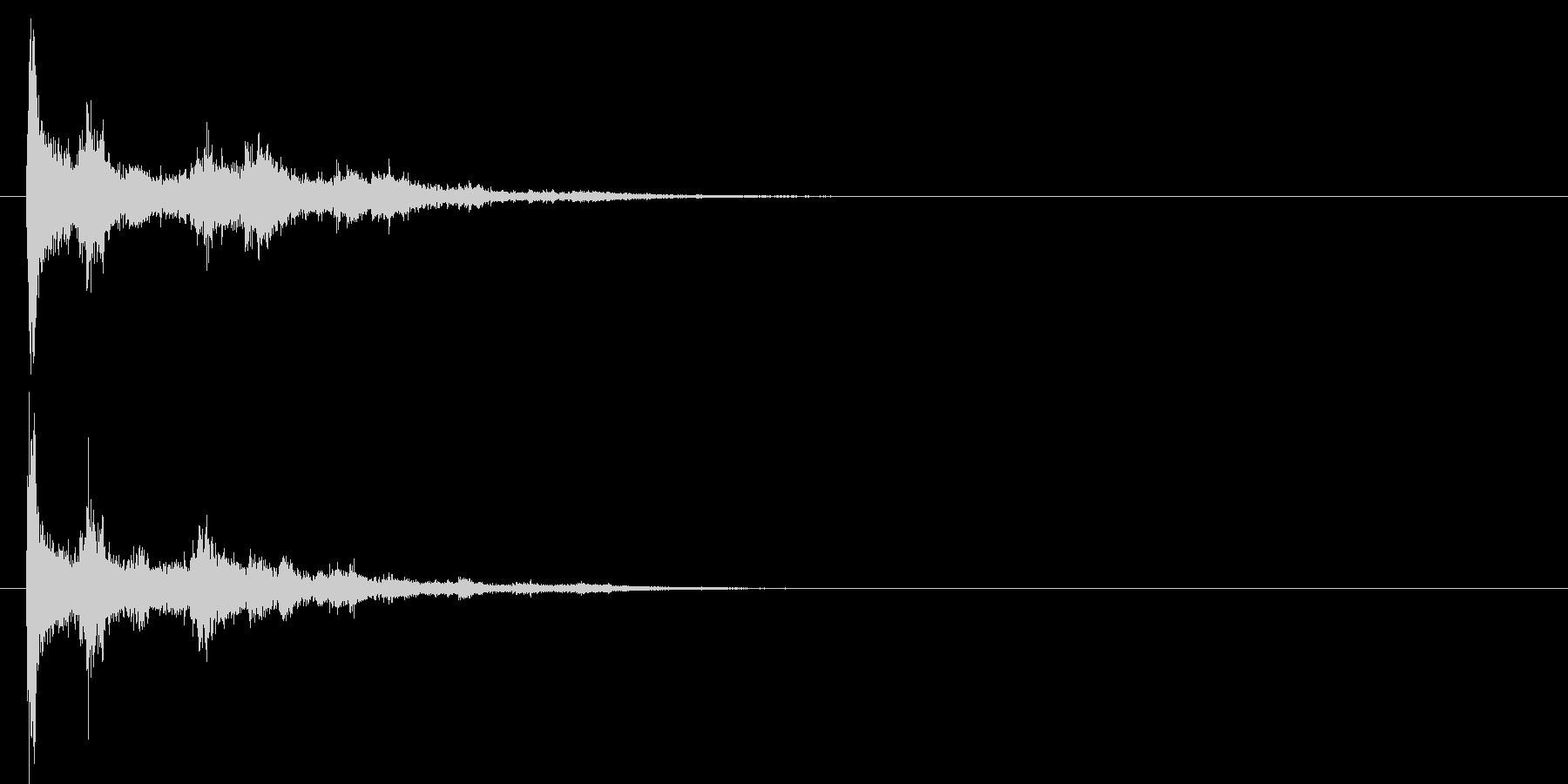 電球の破裂-07の未再生の波形
