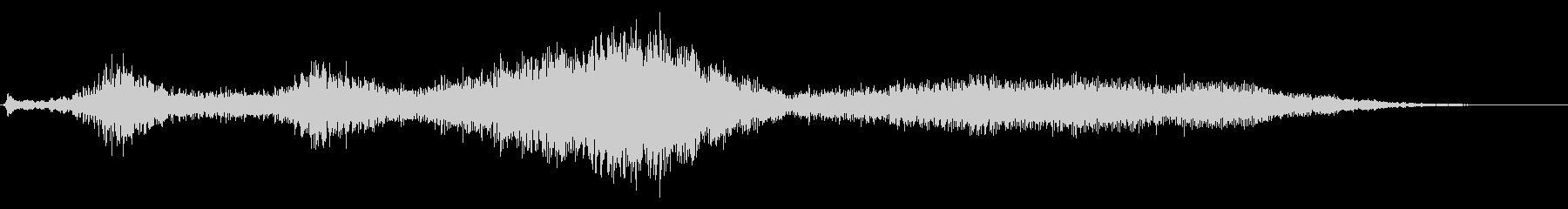 1980年代のVWビートルバグ:E...の未再生の波形