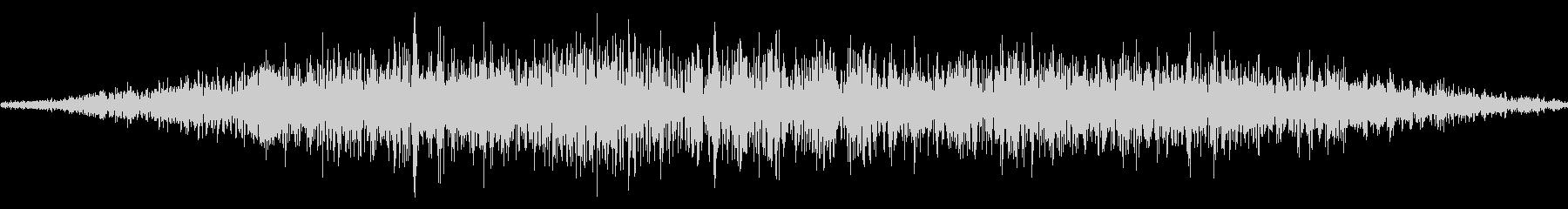 スワイプ音/風切り音/キャンセル音 9の未再生の波形