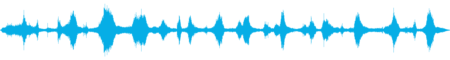 大浜海岸の波の音 12 【徳島】の再生済みの波形