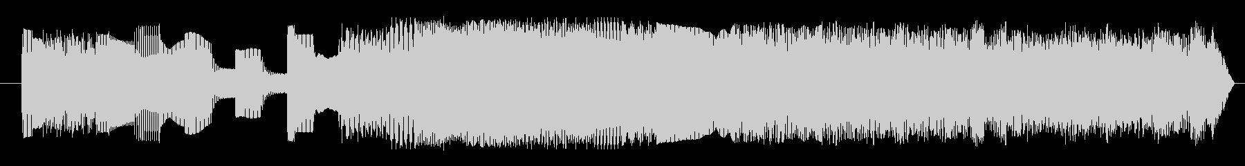 FX クレイジーサイエンティスト03の未再生の波形