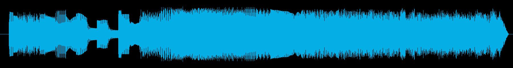 FX クレイジーサイエンティスト03の再生済みの波形