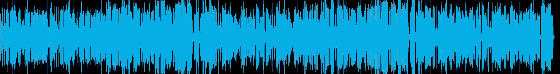 サックス、バラード/静かめの再生済みの波形