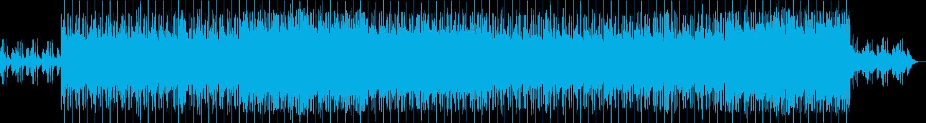 bpm116-メロウなギターVoのEDMの再生済みの波形
