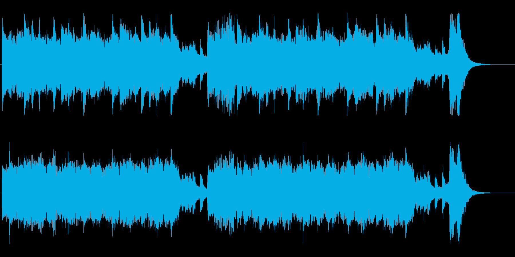 妖しくコミカル、ハロウィンオーケストラの再生済みの波形
