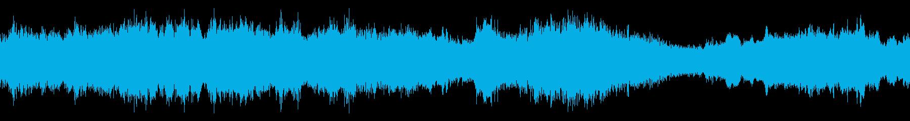アンビエントSFサウンドスケープ。...の再生済みの波形