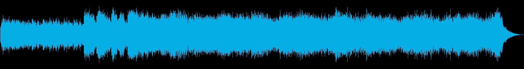 電気音響シンフォニー 神経質 ファ...の再生済みの波形