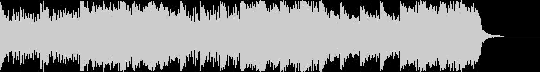 アコースティックセンチメンタル#01−3の未再生の波形