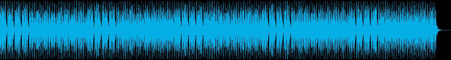 [ニュース・報道]無機質:フラット:07の再生済みの波形