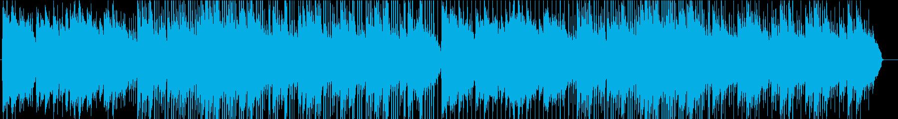 【和風】ほのぼのとした夏の日ヒップホップの再生済みの波形