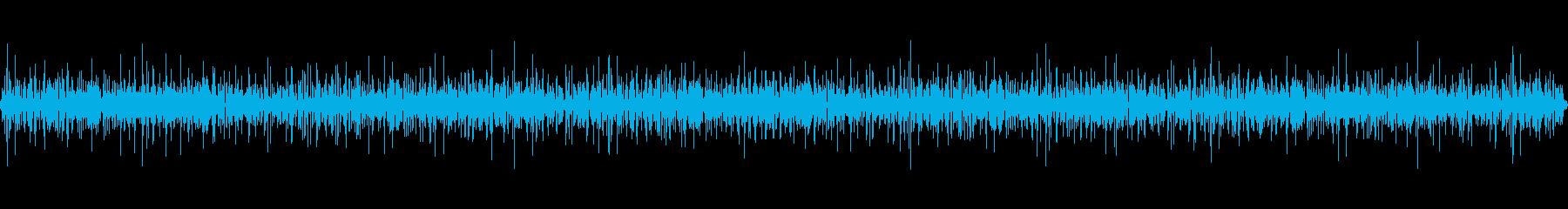 薪の炎-3の再生済みの波形