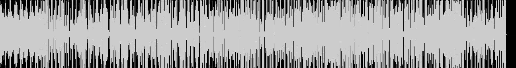 キッズの未再生の波形