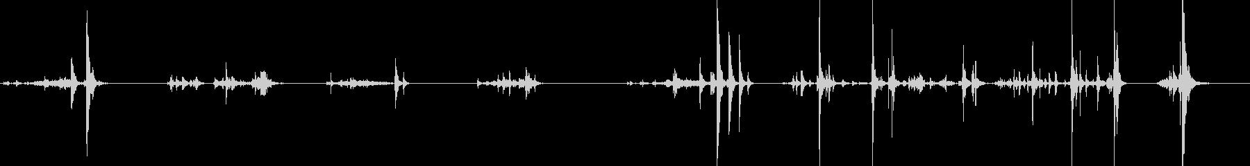 ドレッサードロワー1;ドレッサー引...の未再生の波形