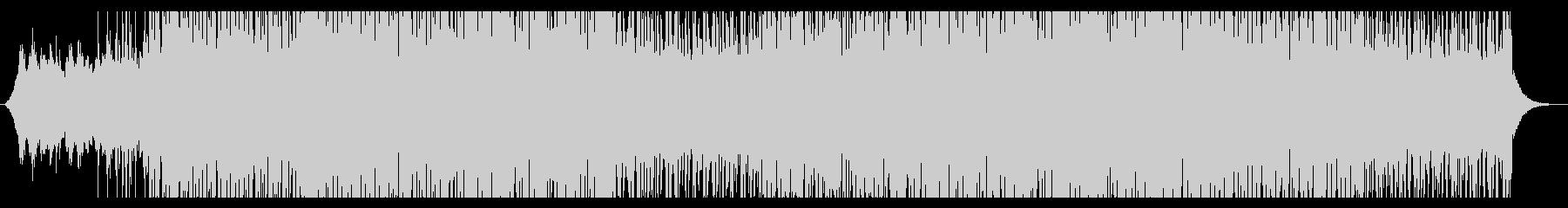 サニーサマーの未再生の波形