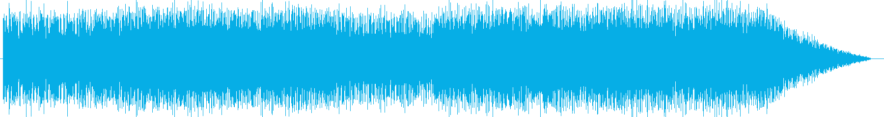 「HR/HM」「DARK系」BGM14の再生済みの波形