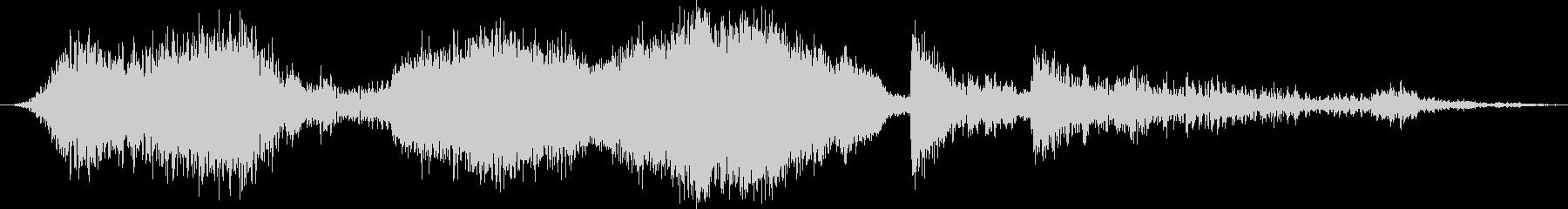 ラスティメタル:ヘビーターンオアラ...の未再生の波形