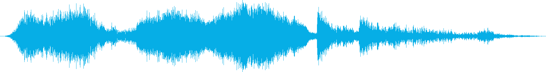 ラスティメタル:ヘビーターンオアラ...の再生済みの波形