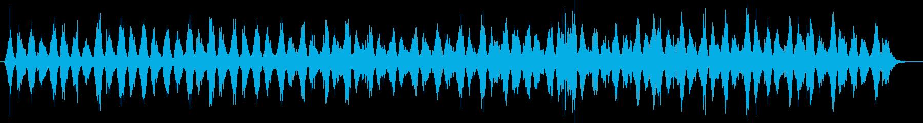ハックソー:金属パイプの切断、のこ...の再生済みの波形