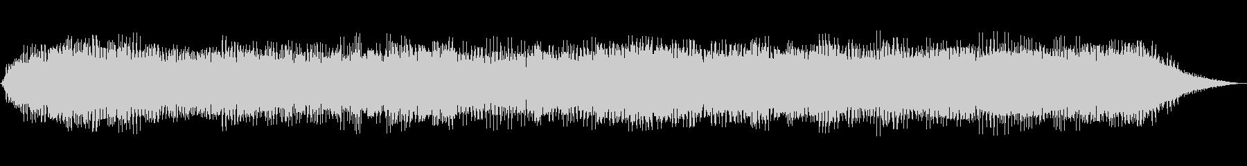 ゴーストボルテックス2:ミディアム...の未再生の波形