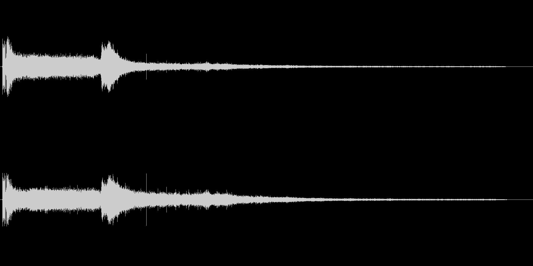 EXT:START、IDLE、PU...の未再生の波形