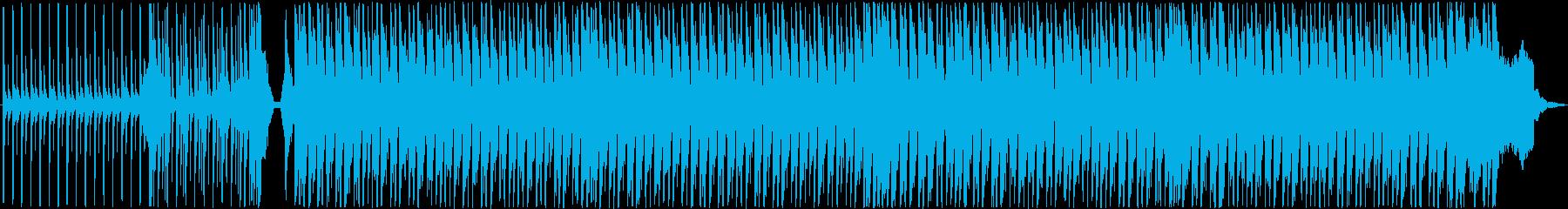 キラキラふわふわなかわいいBGMの再生済みの波形