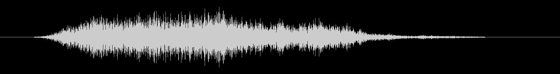 群集 デス・クライ04の未再生の波形