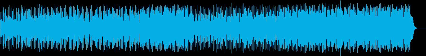 ほのぼのと優しいポップ(フルサイズ)の再生済みの波形