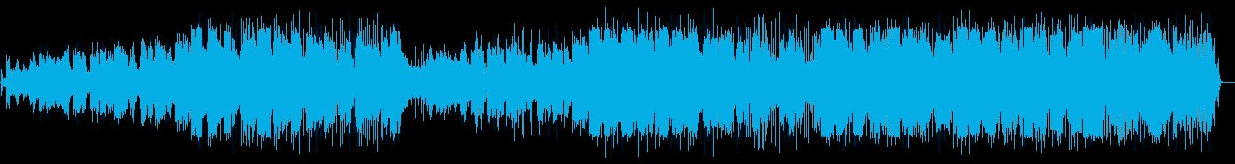80Sシティポップラブバラードの再生済みの波形