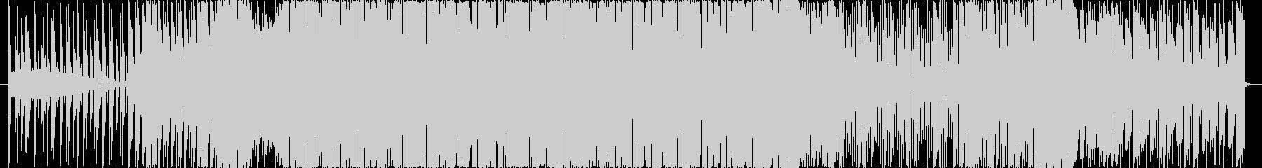 アクセルを全開にしたくなるユーロビート2の未再生の波形
