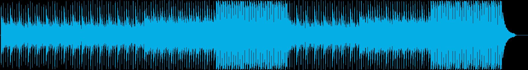 企業VPに ドキドキわくわくなバイオリンの再生済みの波形