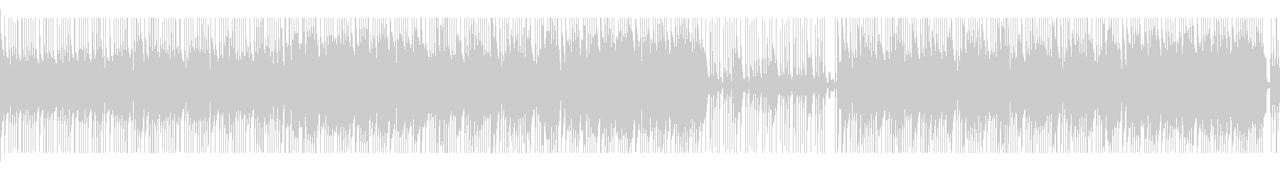 陽気なテンポのいいトークBGM[ループ]の未再生の波形